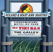 Roland Martin's Marina